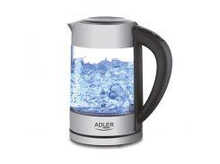 электрочайник с контролем температуры adler ad 1247 1.7 литр (5902934831116)