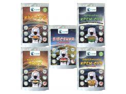 Микс ящик овсянка + суп чечевичный + пюре + суп гороховый + кус-кус с овощами Cryovit 6 шт х 5 30 упаковок 1.59 кг (0061)