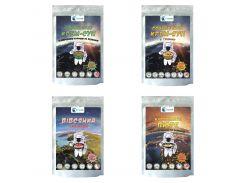 Микс Cryovit овсянка + суп чечевичный + пюре + суп гороховый 4 х 4 шт 16 упаковок 4.46 кг (0063)