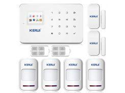 Сигнализации GSM KERUI G18 для 4-х комнатной квартиры (FGBCRT4F)