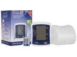 Автоматический измеритель давления Longevita BP-2206 (манжета на запястье) (5895841)