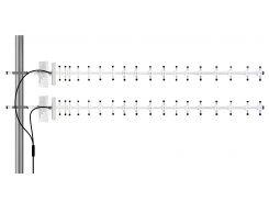Антенна 4G/3G Arrow Double Force 1700-2170 МГц 32 дБи + кабель + переходник (162530)