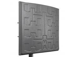 Антенна 3G/4G Arrow Double Pro 1700-2700 МГц 19 дБи + кабель 2 шт + переходники 2 шт (130256)
