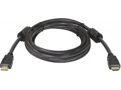 Кабель Defender HDMI-10PRO HDMI M-M ver1.4, 3м, Blister (87434) (6232781)