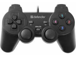 Геймпад Defender Omega USB (64247) (6272833)