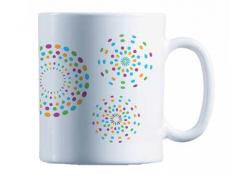Чашка LUMINARC ESSENCE RAINBOW FLAKE (6332309)