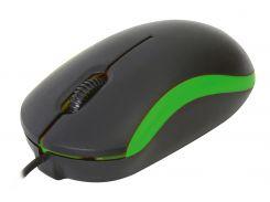 Мышь Omega OM-07 3D Green (6343533)
