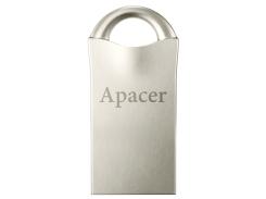 Flash Drive Apacer AH117 32GB (AP32GAH117S-1) Silver (6360066)