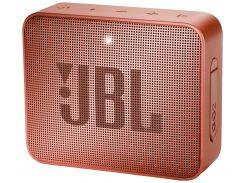 портативная колонка jbl go 2 cinnamon (jblgo2cinnamon) (6419115)