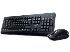 IT набор Genius KM-160 USB Black (6464279)