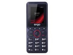 Мобильный телефон ERGO F188 Play Dual Sim Black (6487743)