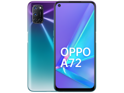 Смартфон OPPO A72 4/128GB Aurora Purple (6570420)