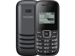 Nomi i144m Dual Sim Black