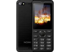 Nomi i2411 Dual Sim Black