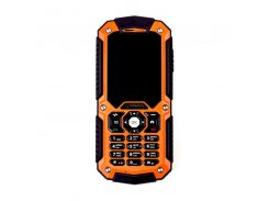 Sigma mobile X-treme IT67M Single Sim Black-Orange (4827798828328)