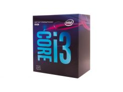 Процессор Intel Core i3 9100F 3.6GHz (6MB, Coffee Lake, 65W, S1151) Box (BX80684I39100F)