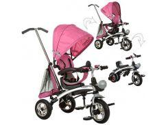 Велосипед детский Profi M 3212A-4 Розовый (intM 3212A-4)