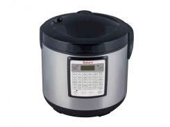 Мультиварка SATURN ST-MC9204 5 л Серая с черным (397371)