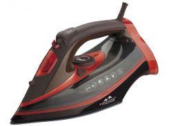 Утюг MONTE MT-1508 2400 Вт Красный с коричневым (435156)