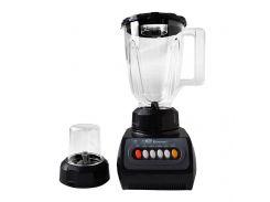 Блендер Domotec MS-9099 с кофемолкой измельчитель 1500W (44612)