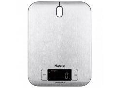 Весы кухонные MAGIO Серый (MG-793)