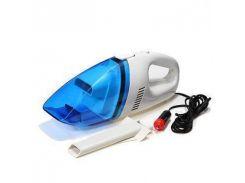 Ручной пылесос для авто Vacuum Cleaner Белый с голубым