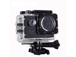 Экшн камера DVR SPORT S2 Wi Fi Black (006579)