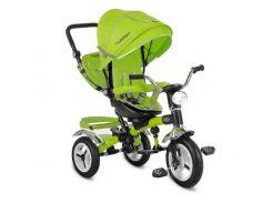 Велосипед трехколесный Turbo Trike M 3199-4HA Зеленый (int_M 3199-4HA)