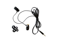 Наушники Moxom MH 16 с микрофоном Black (2273)