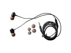 Наушники Moxom MH 06 с микрофоном Black (2275)