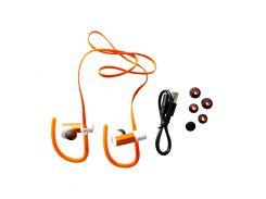 Беспроводные наушники Moxom MOX 24 Orange (2269)