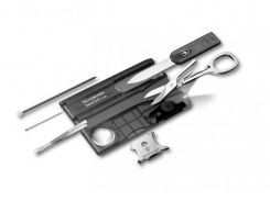 Мультитул Victorinox SwissCard Lite Черный (0.7333.T3)