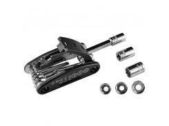 Карманный набор инструментов для велосипеда 16в1 Черный (vm-254)
