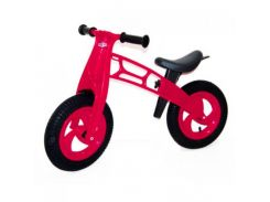 Беговел Cross Bike Малиновый (TOY-103211)