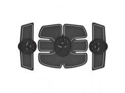 Миостимулятор-массажер тренажер для пресса EMS-Trainer Beauty Body 3 в 1 (mt-84)