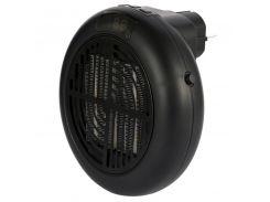 Портативний тепловентилятор Wonder Heater 900W Чорний (210019)