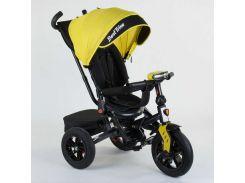 Велосипед 3-х колёсный Best Trike 9500 - 8225 Желтый (IG-77013)