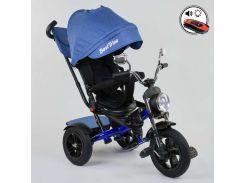 Велосипед 3-х колёсный Best Trike 4490 - 3525 Синий (IG-77222)