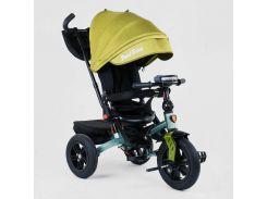 Велосипед 3-х колёсный Best Trike 9500 - 2774 Желтый (IG-76971)