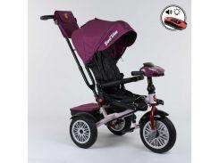Велосипед 3-х колёсный Best Trike 9288 В - 6945 Фиолетовый (IG-76979)