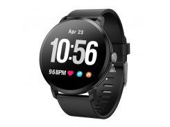 Умные часы Smart watch band bracelet COLMI V11 с тонометром Black (SB0001V11B)