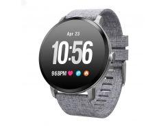 Умные часы Smart watch band bracelet COLMI V11 с тонометром Grey (SB0001V11GREY)