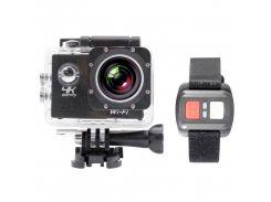 Экшн камера Action Camera B5R + пульт Black