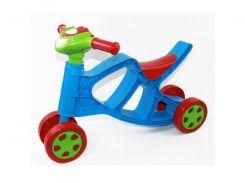 Беговел музыкальный Doloni Toys Красный/Синий (0137/02)
