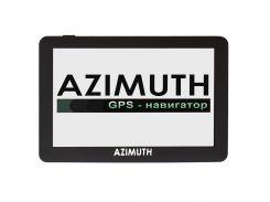 Автомобильный GPS Навигатор Azimuth B52 + Карта СитиГид Украина (68-50520-1)