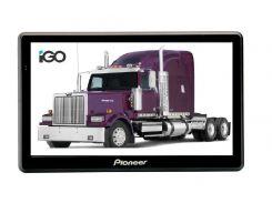 GPS навигатор Pioneer PI-735 Europe для грузовиков (pi_gps7350035)