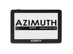 Автомобильный GPS Навигатор Azimuth B52 Plus + Сити Гид (68-50521-1)