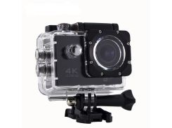 Водонепроницаемая экшн камера Noisy S2 Wi-Fi Black (np2_5409)