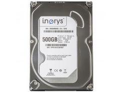 Жесткий диск i.norys 2,5 дюймов 500GB 5400rpm 8MB (INO-IHDD0500S2-N1-5408) компьютерный для ПК (2180-5144)