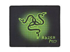 Игровой коврик для мышки Rezer износостойкий нескользящая поверхность прошитые края рейзер для комьютера (79-578)